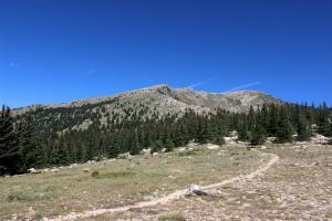 Santa Fe Baldy and Spirit Lake