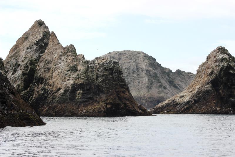 Rocks of Farallon Islands