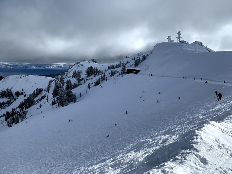 View of Alpine Bowl Chair in Alpine Meadows