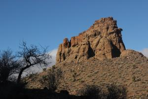 Rings Trail in Mojave National Preserve