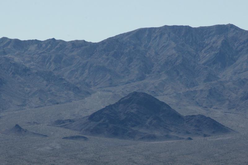 View from Amboy Crater rim