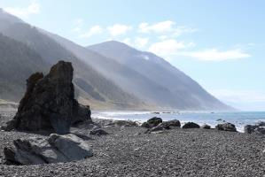 Lost Coast Trail: Mattole to Black Sands Beach