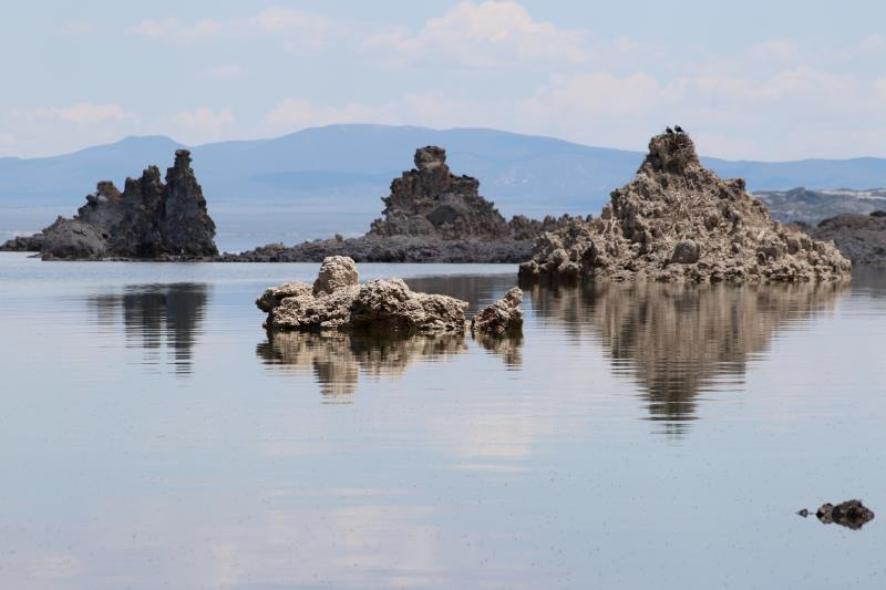 North section of Mono Lake