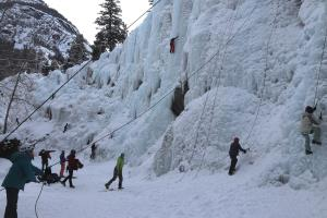 Intro to Ice Climbing in Ouray