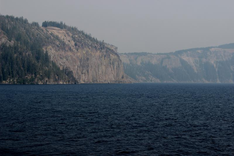 View on Crater Lake